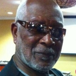 Willie White, Jr. (March 1, 1942 – May 24, 2018)